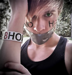 Cody Darr - My Personal NOH8 photo.