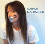 G. A. Hauser - Support NOH8! Equal rights for everyone.