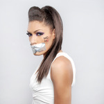 Monique Fontaine - Monique Fonatine... my verison of the NOH8... hope u like it