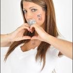 Alicia Patterson - noh8! glad i could be part of the campaign! :)