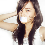 Audrey Deza - NO H8.