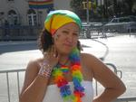 jayleen morales - At The NYC Pride Parade 2011