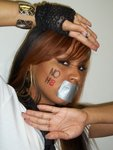 leelee - my NOH8 picture <3