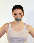 Wanda Sanders-Young - This is my daughter, Brianna. She was 17 when I took this photo. Our family are big supporters of NOH8 and equal rights. I have several photos that we took for the NOH8 Support, and this is one of my favorites.
