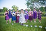 cynarra  matt - always wanted to do a NOH8 photo so what better time than with my wedding party. June 25th 2011