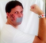 James McKenzie - Support NOH8 forever and always.