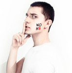 Luis Shmoo - Luis Shmoo, my contribution to the NOH8 campaign, I support the cause