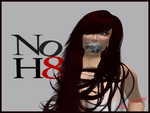 kyebii - NOH8 in the Virtual world!