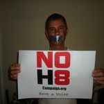 Marty Camarillo - NoH8 presentation for Sonoma State University showing the voices not heard on LGBT rights throughout the world.