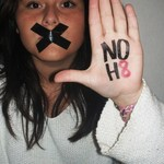 Ana Gonzalez - NOH8!