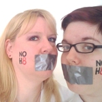 soapreporter - Mother and son - NOH8!