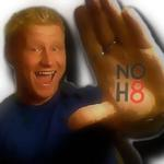 Bradley Setter - High Fives for NOH8