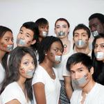 Yani Macute - Some students at University of Guelph in Ontario, Canada gathered up for a NO H8 photo shoot.