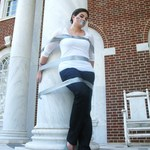 Melanie B - Taped to the law school as part of the LGBT law student organization.