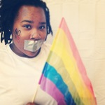 Taylor Thornton - Taylor from DMV. I've got love for the LGBT community NOH8 over here!