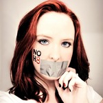 Rachel Donelson - I support NO H8 because it's about damn time! <3