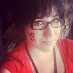 Diana Gaeta - Volunteering at the Charleston, SC NOH8 Campaign event!