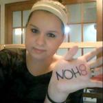 skylar kline - SR8 & NOH8 from Illinois<3