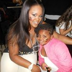 Terra - Me and my lil Momma sitting in turn!!!!