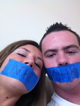 Alex  Wakely - My friend Megan and I support Noh8