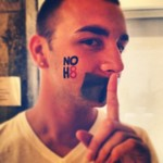 Vin Testa - At the DC photo shoot! No H8 in my st8!
