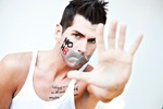 Casey Cox - One LOVE, NOH8.  Nacogdoches, Tx