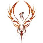 tevans41 - My phoenix is an integral part of my life and my work. It's not just my logo, it's a symbol of my own second chance. With my phoenix, I have overcome hatred and discrimination myself and I support those who still face it in their every day lives.
