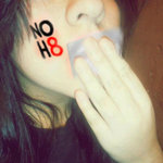 Yesica Arias - NO H8 !