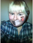 Chloe Eames - Uploaded by NOH8 Campaign iPhone App