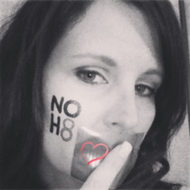 Shannon Cain - Uploaded by NOH8 Campaign for iPhone