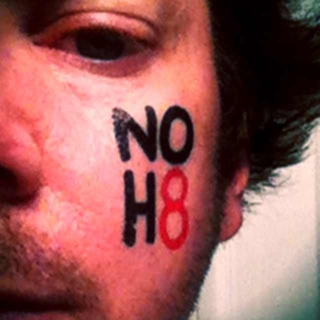 Michael Baldwin - Uploaded by NOH8 Campaign for iPhone