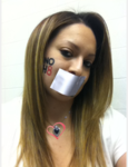 Vanessa Garcia - Uploaded by NOH8 Campaign for iPhone