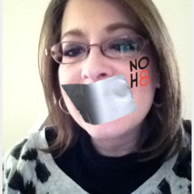 Kaye Miller - Uploaded by NOH8 Campaign for iPhone