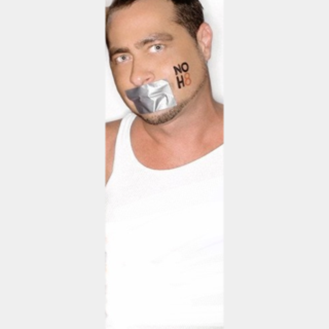 Todd Sheally - Uploaded by NOH8 Campaign for iPhone