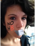 Nina Bullinger - Uploaded by NOH8 Campaign for iPhone