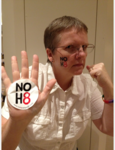 Lori Renee - Uploaded by NOH8 Campaign for iPhone