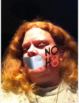 Linda Howarth - Uploaded by NOH8 Campaign for iPhone