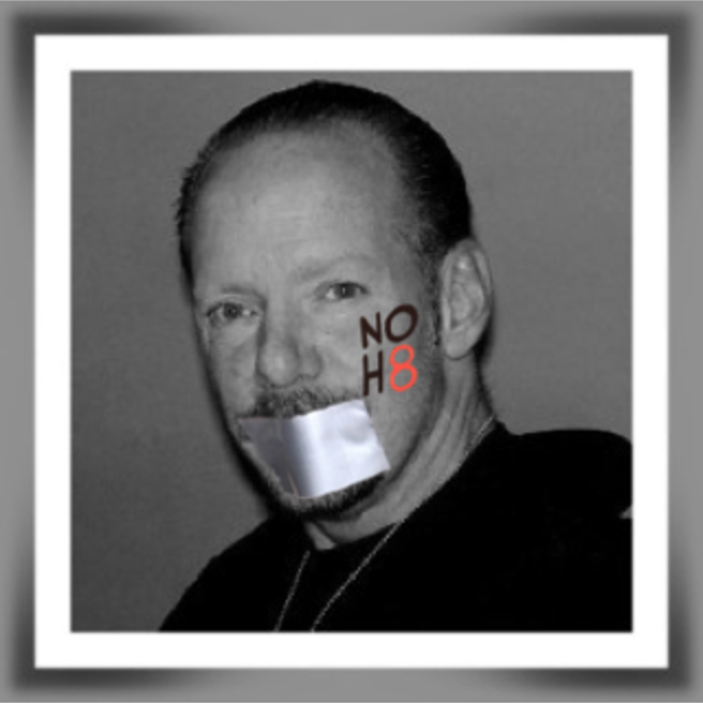 Norman Brooks - Uploaded by NOH8 Campaign for iPhone