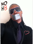 Octavia J Craddock - Uploaded by NOH8 Campaign for iPhone