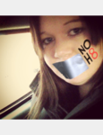 Charlotte Bessey - Uploaded by NOH8 Campaign for iPhone