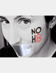 Yeidy Cacho - Uploaded by NOH8 Campaign for iPhone