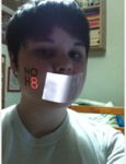 Raquel Mañas - Uploaded by NOH8 Campaign for iPhone
