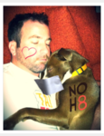 Scott Backman - Uploaded by NOH8 Campaign for iPhone