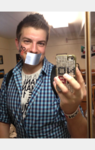 Bryan Poynter - Uploaded by NOH8 Campaign for iPhone