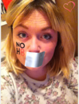 Chani Sanger - Uploaded by NOH8 Campaign for iPhone