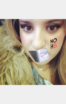 Tiffany  Taplashvili - Uploaded by NOH8 Campaign for iPhone