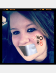 Myriah Koala - Uploaded by NOH8 Campaign for iPhone