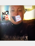 Ashley Hettel - Uploaded by NOH8 Campaign for iPhone