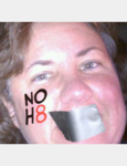 Vicki Raines - Uploaded by NOH8 Campaign for iPhone