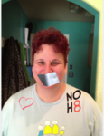 Michelle Forsmo - Uploaded by NOH8 Campaign for iPhone